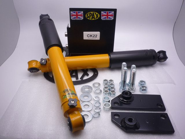 MGC ()-62-74---REAR Conversion--Telescopic Conversion Rear