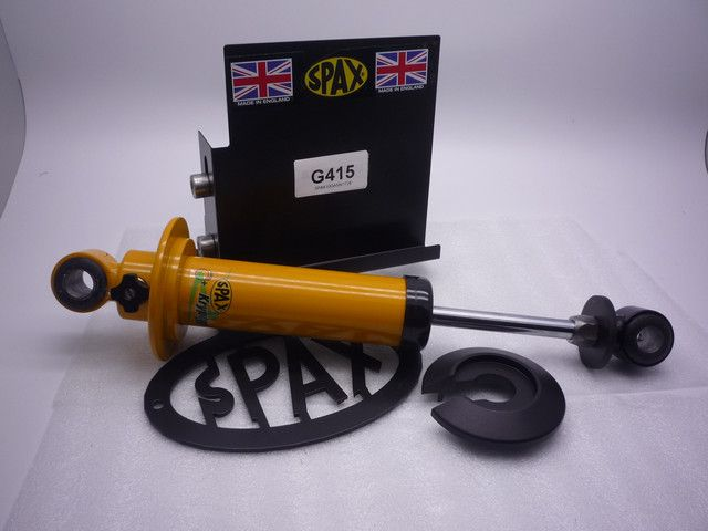 E Type ()-61-72-Drophead-6 cyl.---Adjustable Rear Damper (price for 1 unit)