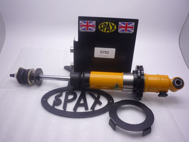 Hillman Imp ()-63-76-----Adjustable Front Damper (price for 1 unit) - Height Adjustable