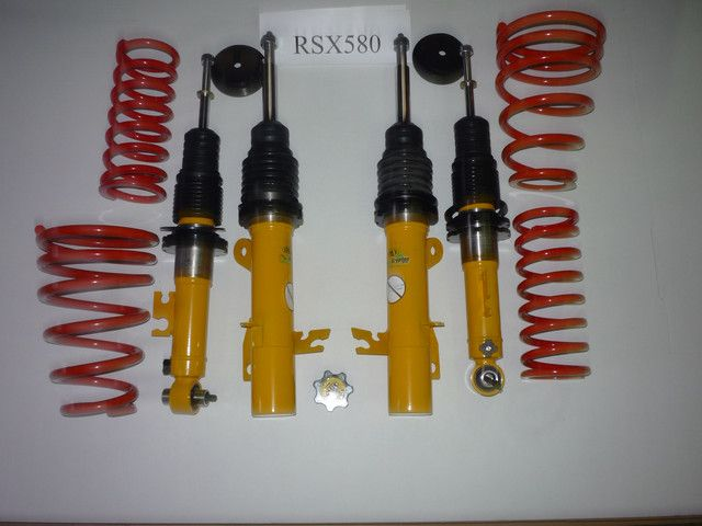 New Mini (R50)-03/02--One, Cooper, CooperS---Lowering:35-65 / 35-65mm- Performance Kit; Ride & Height Adjustable Fr&Rr