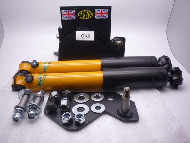 Sprite (MK 3/4)-64-75-Cabrio--REAR Conversion--Telescopic Conversion Rear