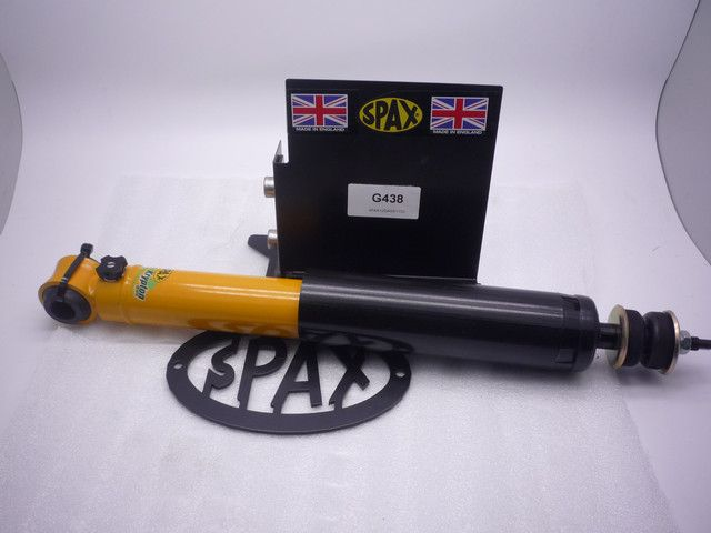 P5 (series 3)-59-73--3.5 litre---Adjustable Front Damper (price for 1 unit)